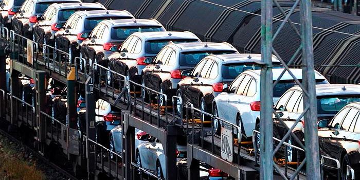 Транспортировка автомобилей жд транспортом
